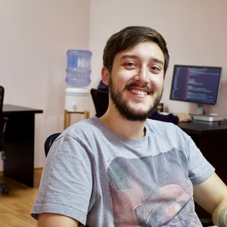 Dima Ababiy, Ruby on Rails developer at App Dev Academy Ltd.