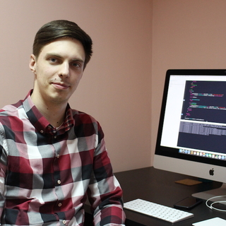 Igor Gorovoy, Android developer at App Dev Academy Ltd.