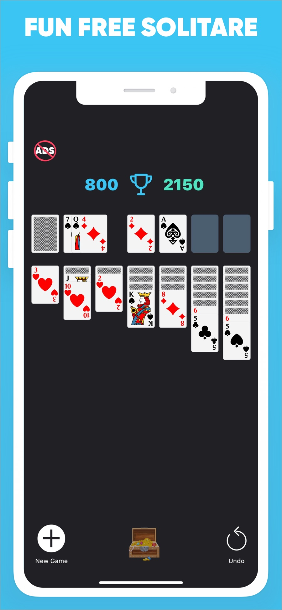 Solitaire (Classic*) screenshot #0
