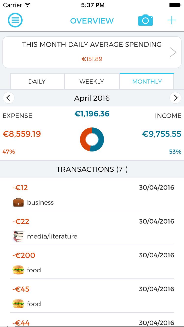 Cashbox screenshot #1