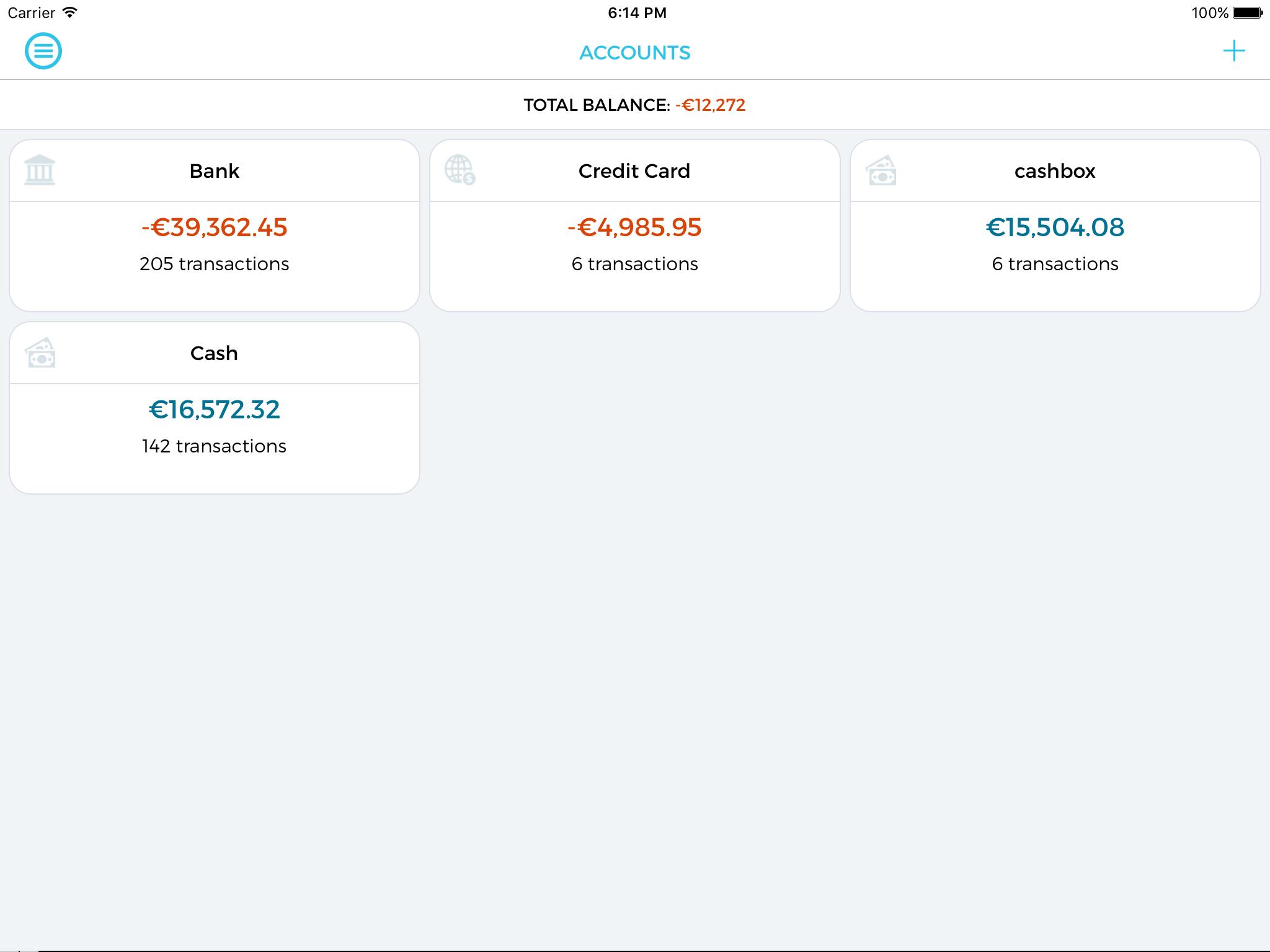 Cashbox screenshot #7