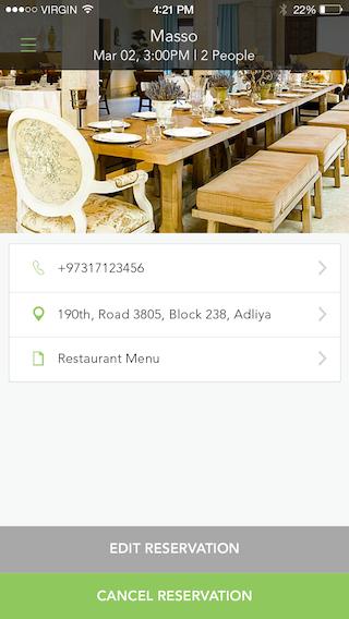 Eat App screenshot #6