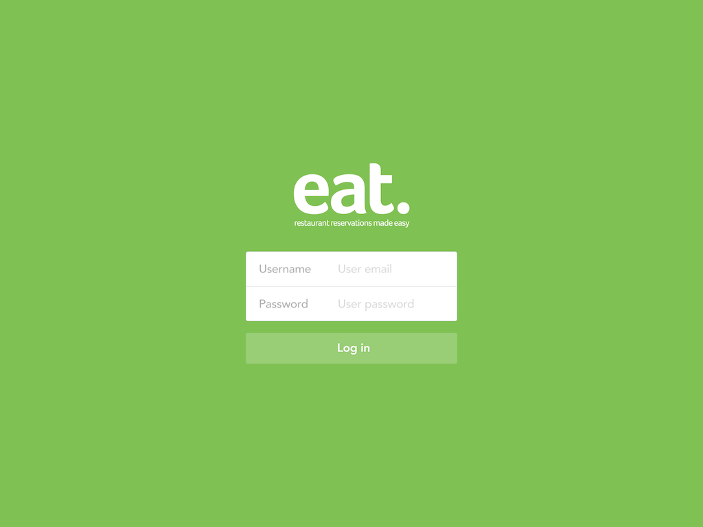 Eat App screenshot #7