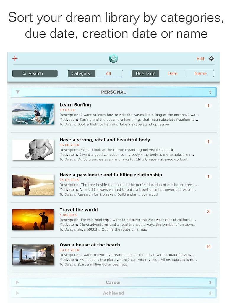 DreamCloud screenshot #2